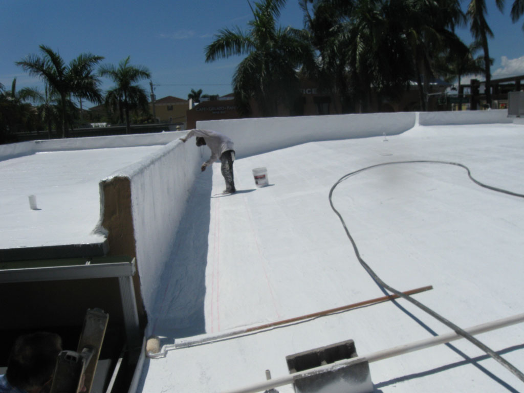Commercial Flat Roof Repair