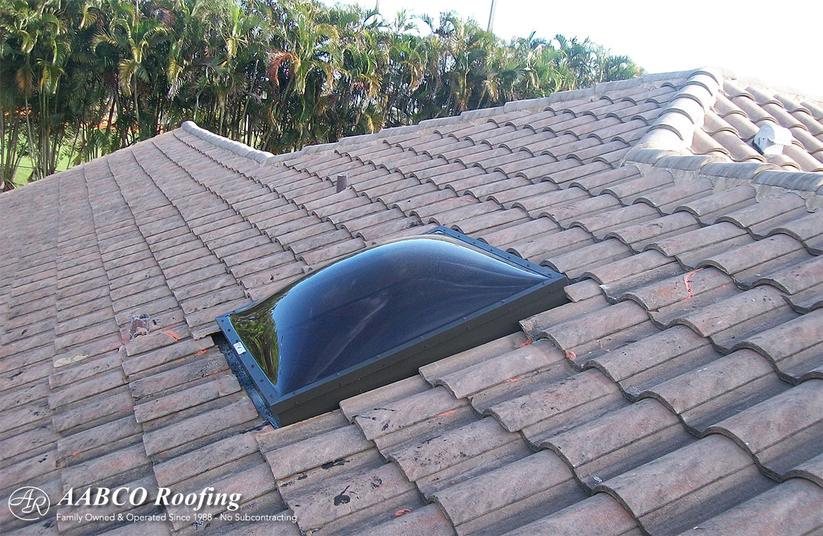 Custom made skylights
