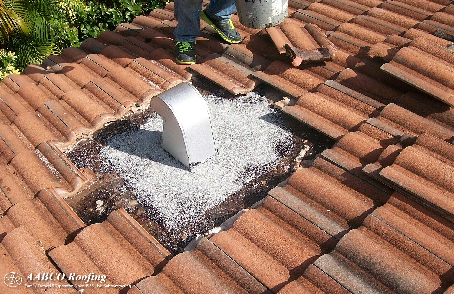 Residential Roof Maintenance