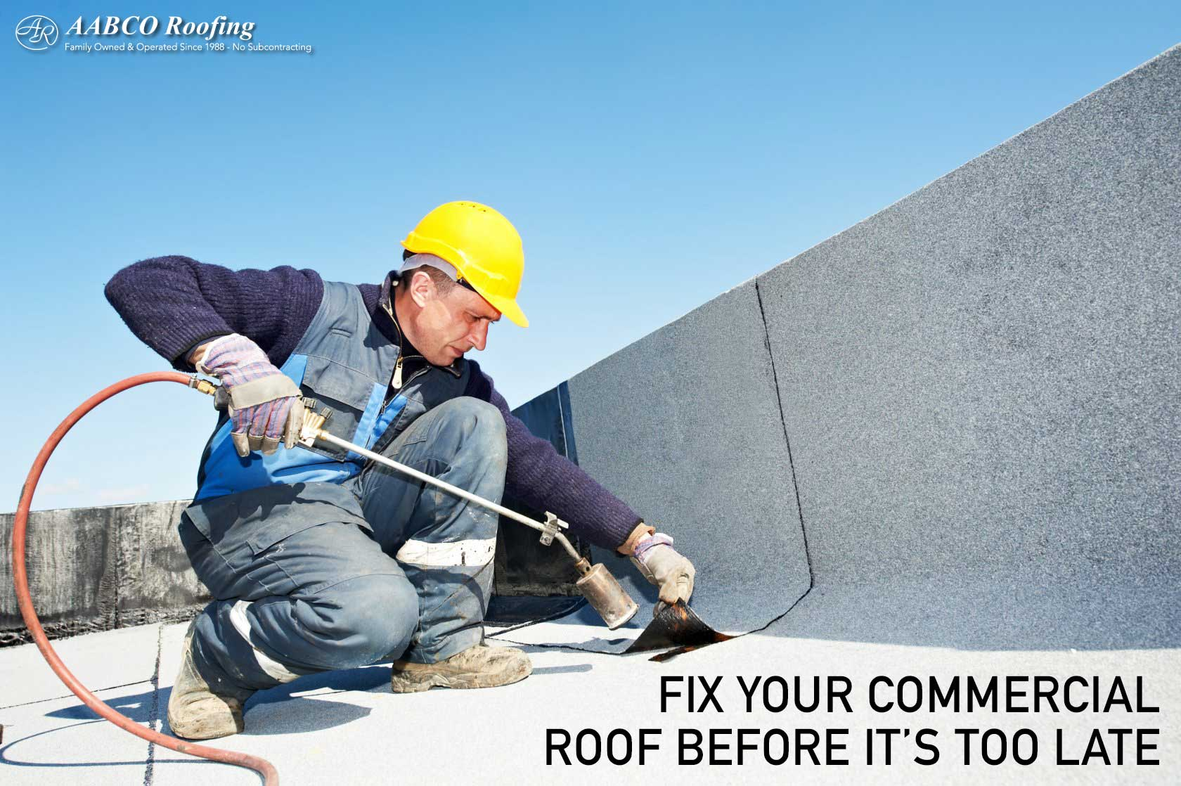 Fix Commercial Roof