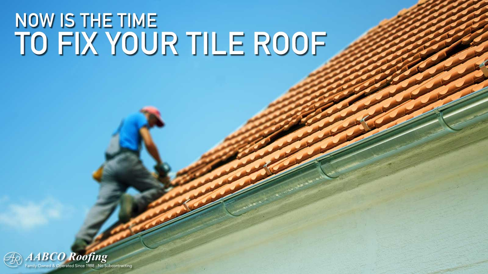 Fix Your Tile Roof