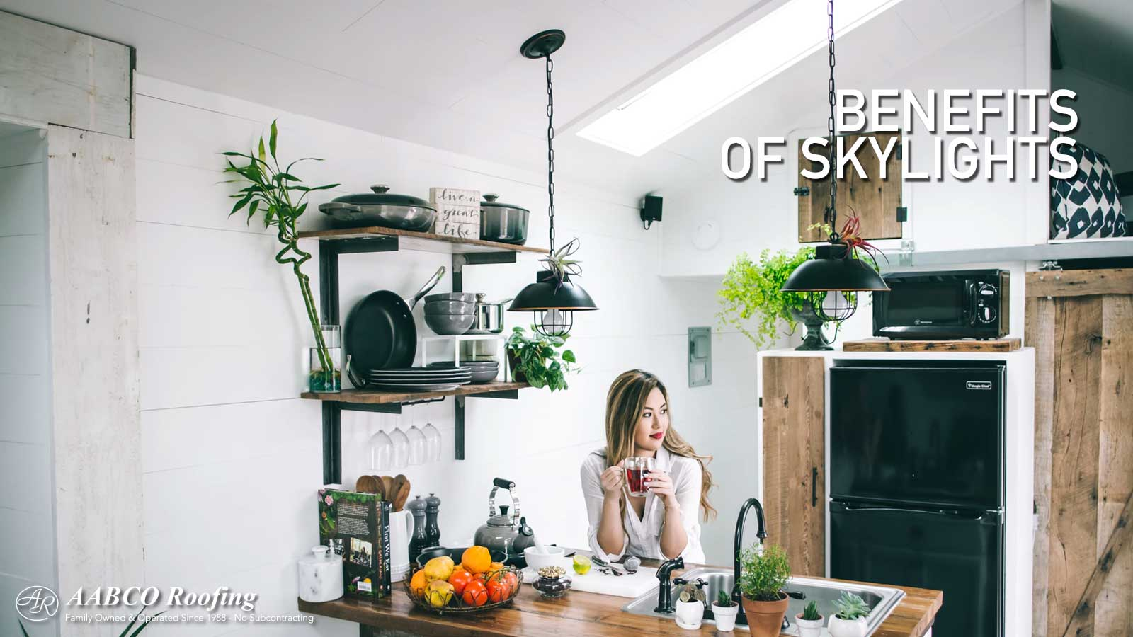Benefits Of Skylights