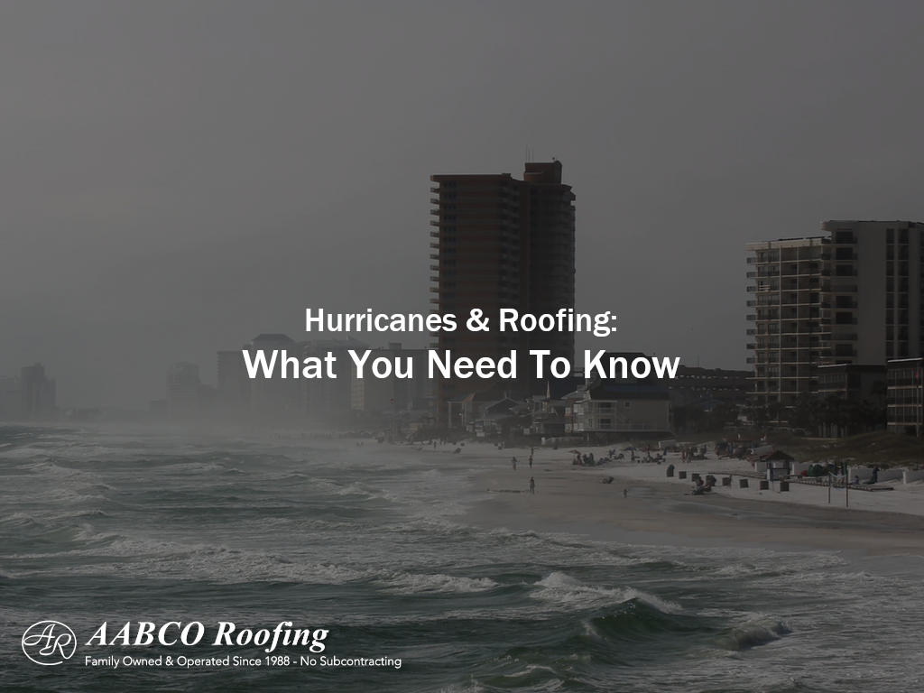 hurricane roofing