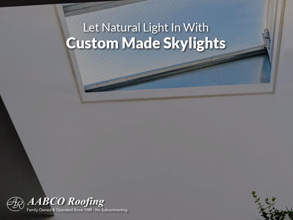 Custom Made Skylights