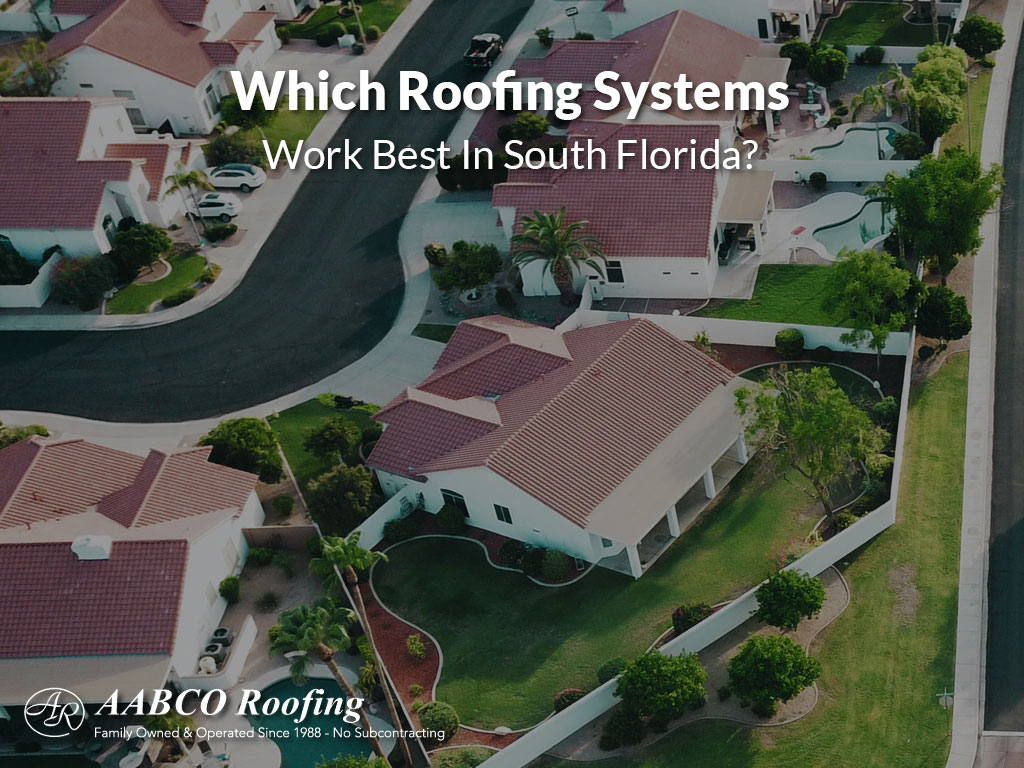 Roofing Systems