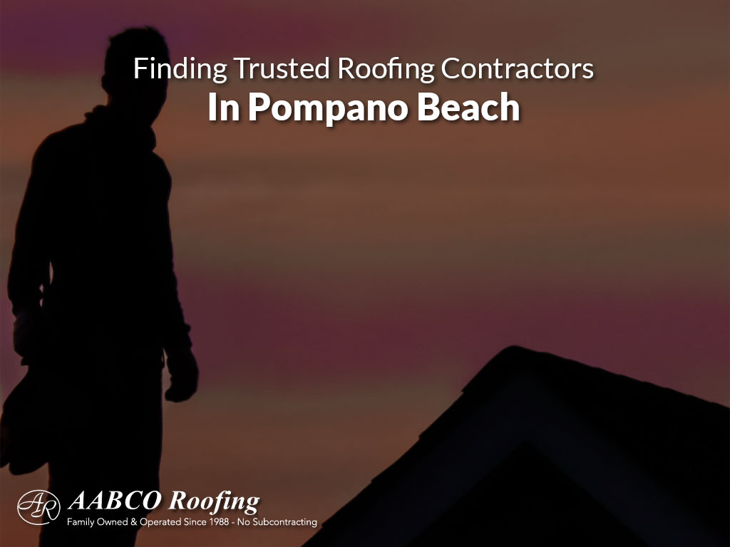 roofing contractors in Pompano Beach